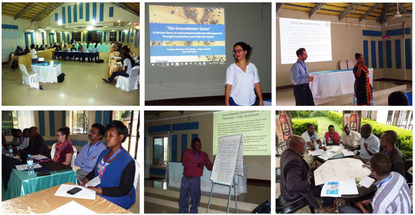 GroFutures Inception Workshop in Iringa, 31st March 2016