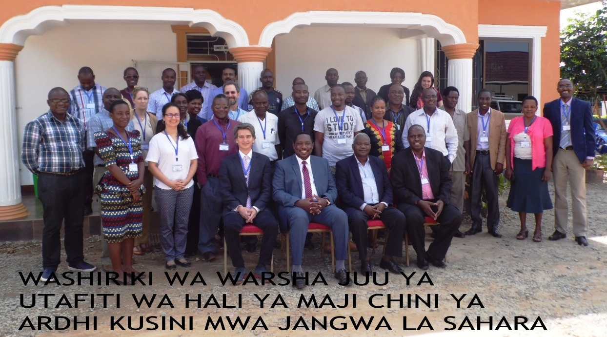 GroFutures Inception Workshop in Iringa, Tanzania